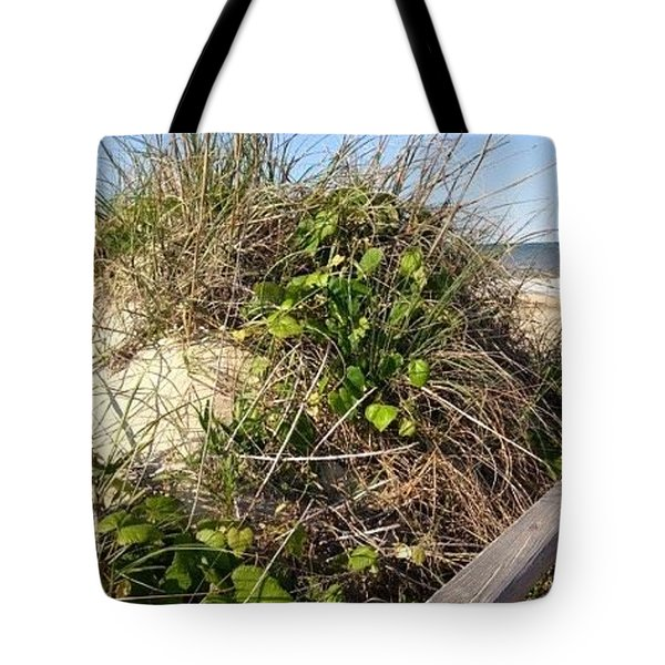 The Stroll To Water Tote Bag