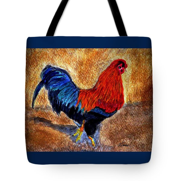 The Strut Tote Bag by Angela Davies