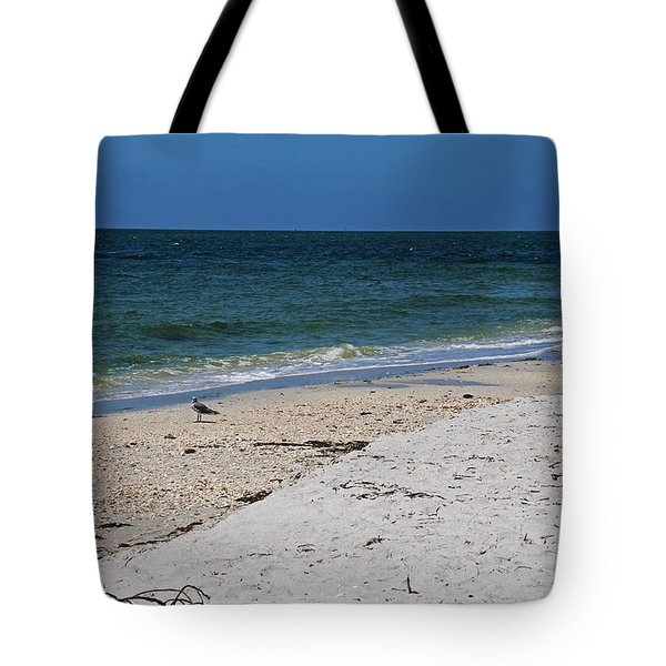 Tote Bag featuring the photograph The Stuff That Never Happened by Michiale Schneider