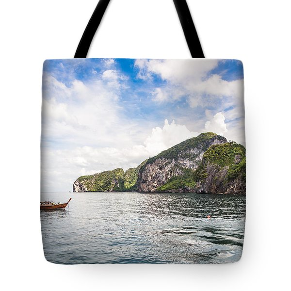 The Stunning  Koh Mook In The Trang Island Tote Bag