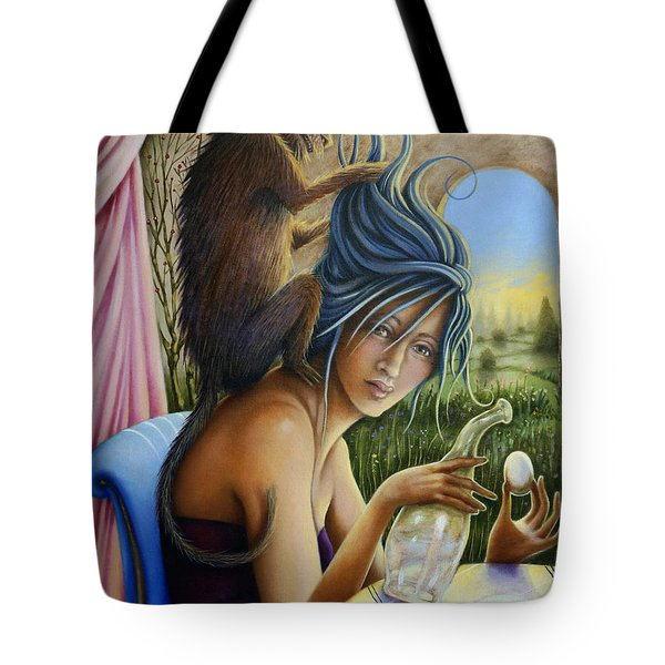 The Stylist Tote Bag