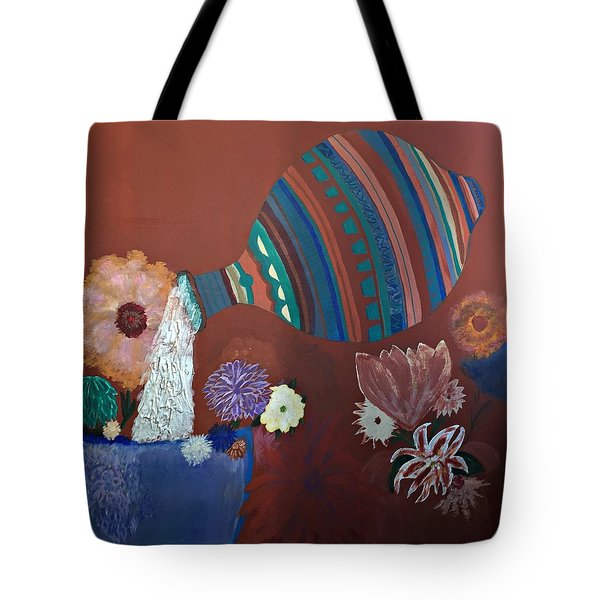 The Substance Of Life Tote Bag