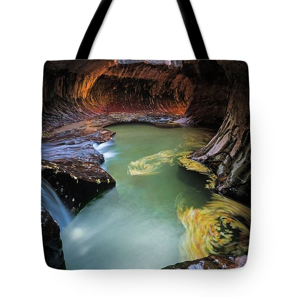 The Subway Colors Tote Bag