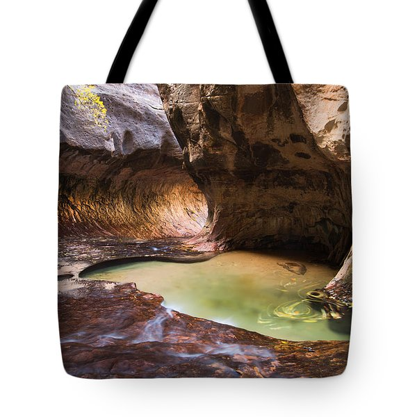 Tote Bag featuring the photograph The Subway by Patricia Davidson
