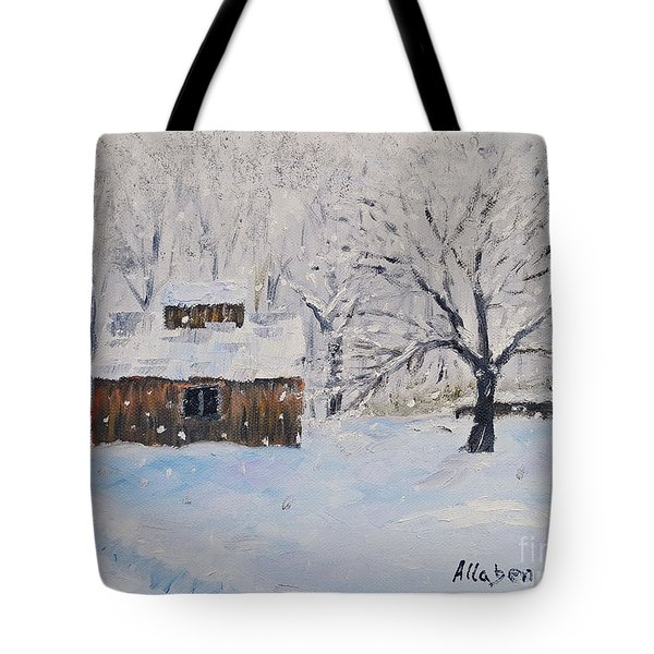 The Sugar House Tote Bag