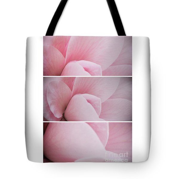 Tote Bag featuring the photograph The Sum Of The Parts by Linda Lees