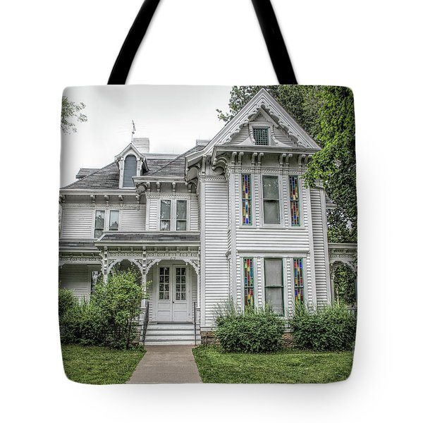 The Summer White House Tote Bag