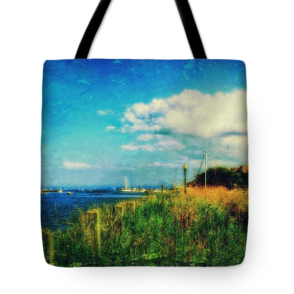 The Summer Wind Iv Tote Bag by Aurelio Zucco