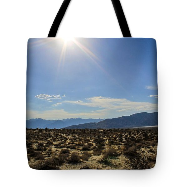 The Sun Tote Bag