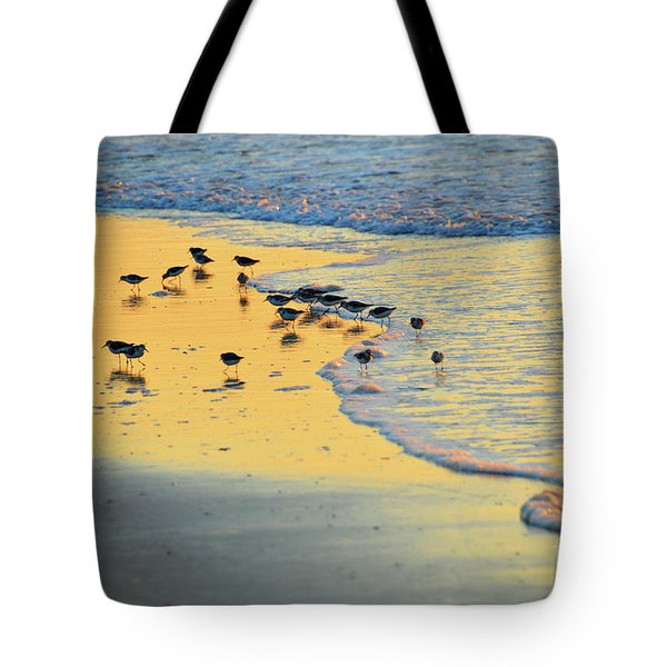 The Sun Is Shining And So Are You Tote Bag