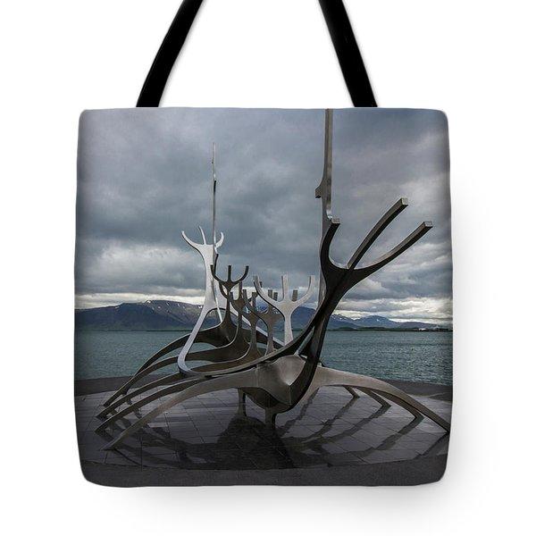 The Sun Voyager, Reykjavik, Iceland Tote Bag