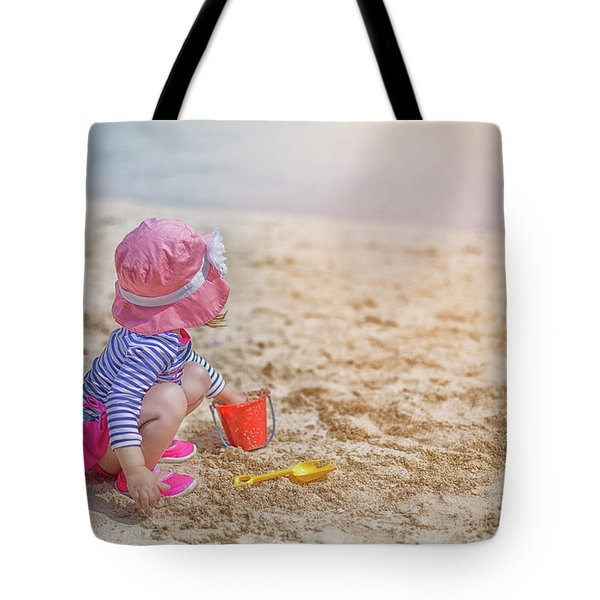 The Sun Will Come Out Tote Bag