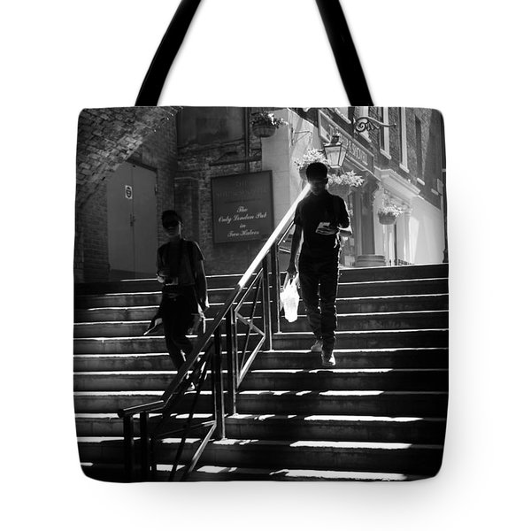 The Sunbeam Trilogy - Part 1 Tote Bag