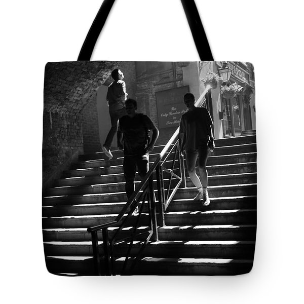 The Sunbeam Trilogy - Part 2 Tote Bag