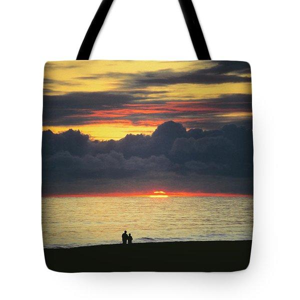 The Sundowners Tote Bag