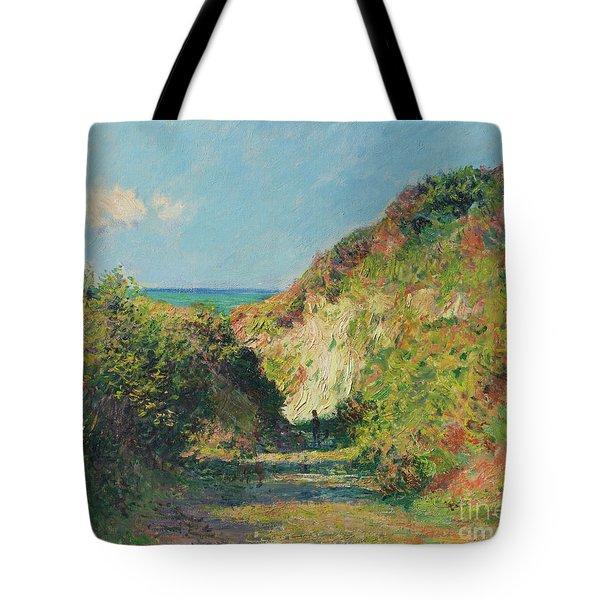 The Sunken Path, 1882 Tote Bag