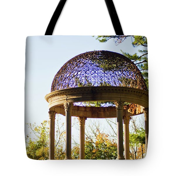 The Sunny Dome  Tote Bag