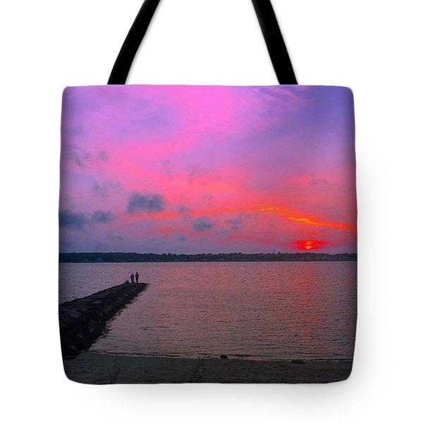 Sailors Delight  Tote Bag