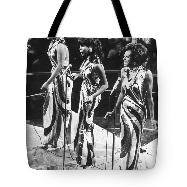 The Supremes, C1963 Tote Bag by Granger