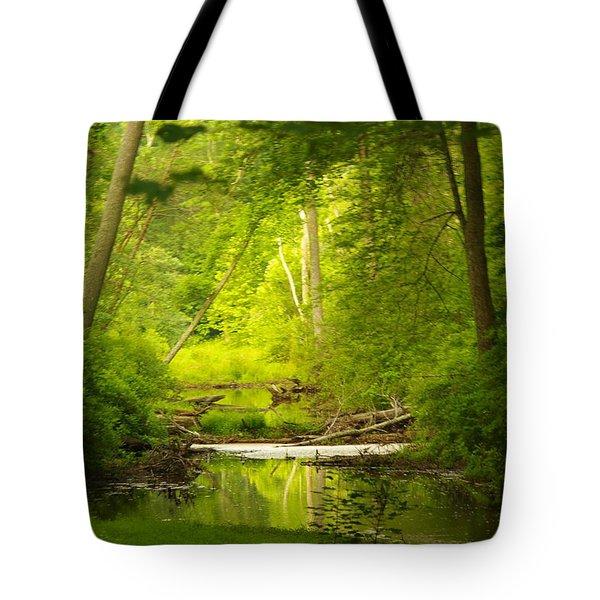 The Swamp Tote Bag