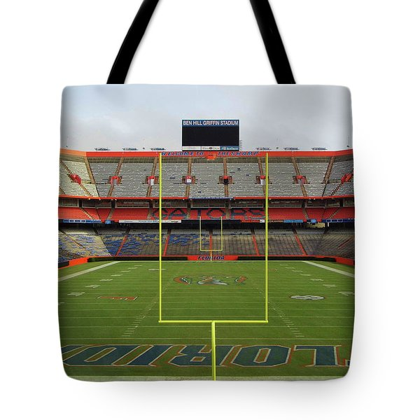 The Swamp Tote Bag