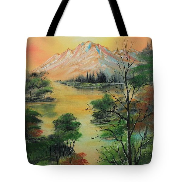 The Swamp 2 Tote Bag