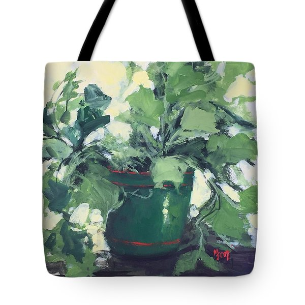 The Sweet Potato Plant Tote Bag