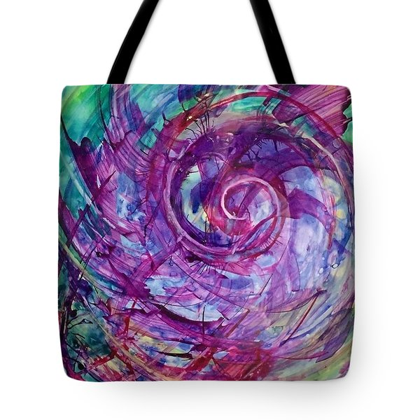 The Swell Tote Bag