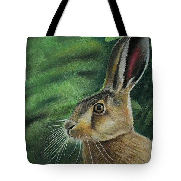 The Swift Runner Tote Bag by Vishvesh Tadsare