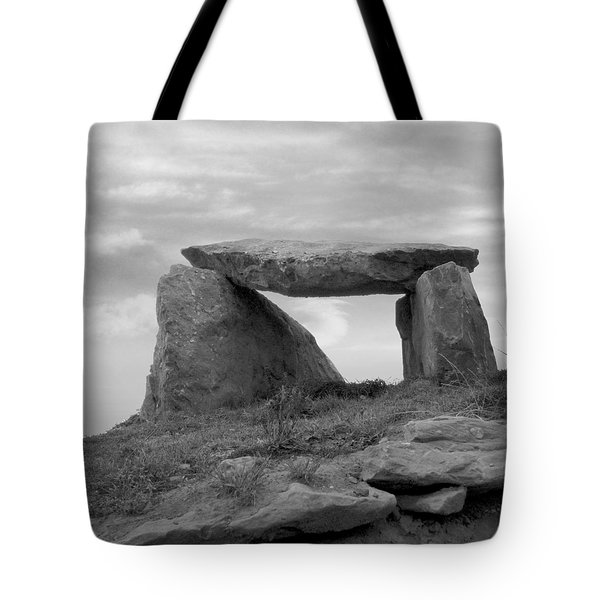 The Table - Ireland Tote Bag by Mike McGlothlen