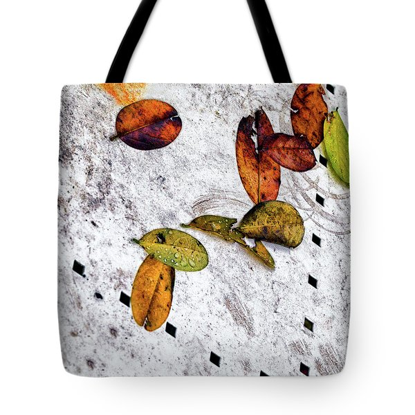 The Table Top Tote Bag