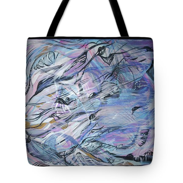 The Take  Over Tote Bag