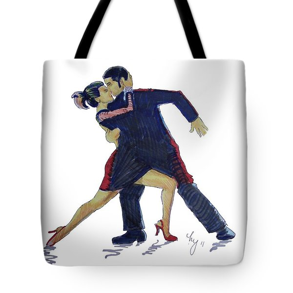 The Tango Tote Bag