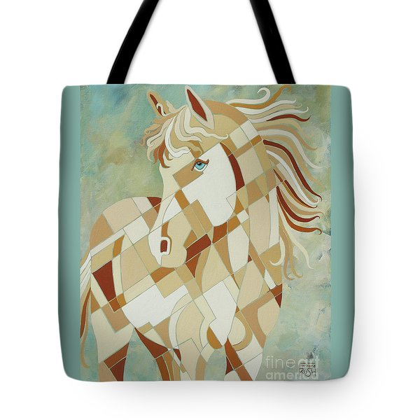 The Tao Of Being Carefree Tote Bag
