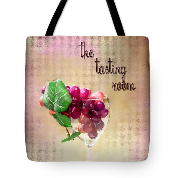Tote Bag featuring the photograph The Tasting Room by Mary Timman