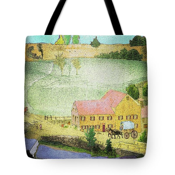 The Tavern Tote Bag