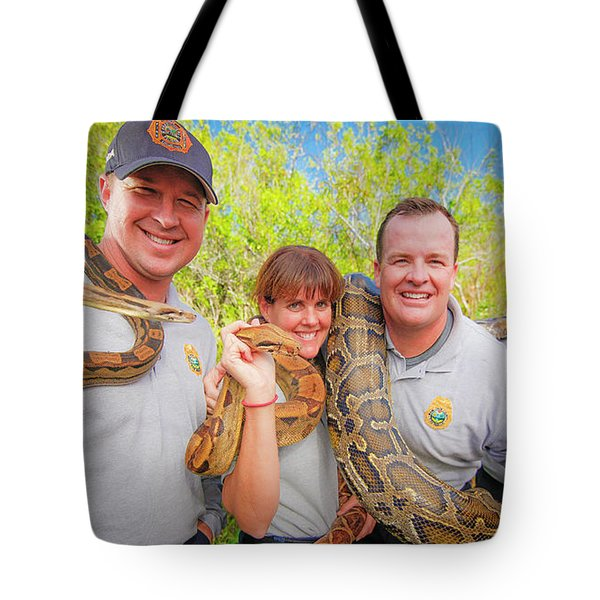 The Team Tote Bag by Scott Mullin