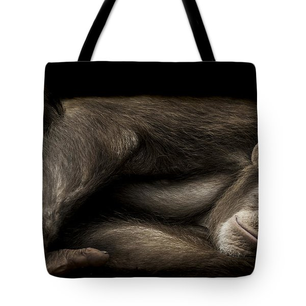The Teenager Tote Bag