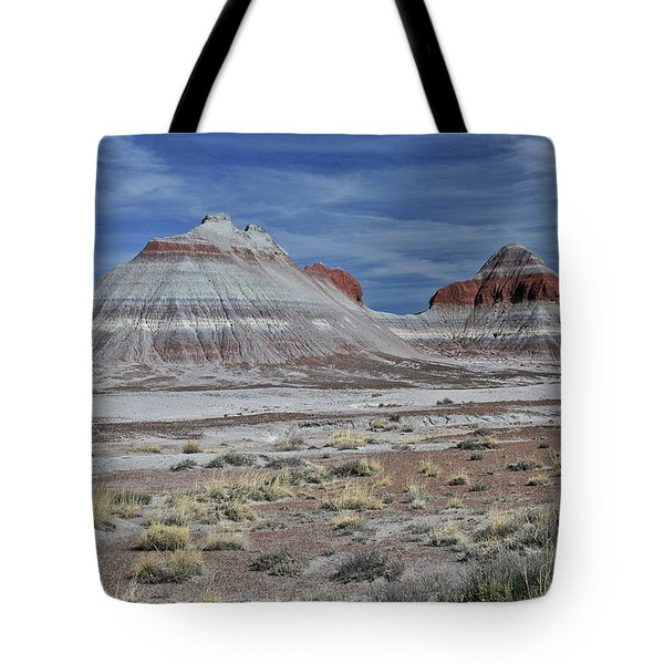 Tote Bag featuring the photograph the TeePees by Gary Kaylor