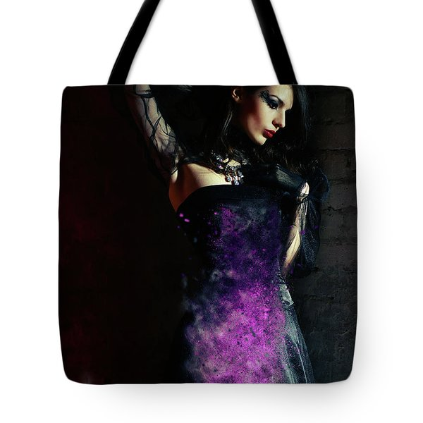 The Temptress Tote Bag