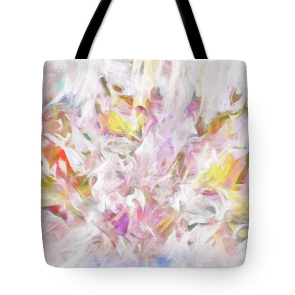 The Tender Compassions Of God Tote Bag