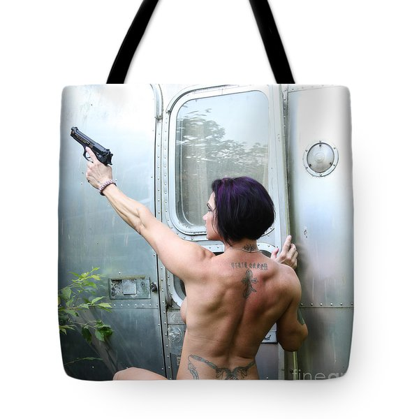 The Terminator  Tote Bag