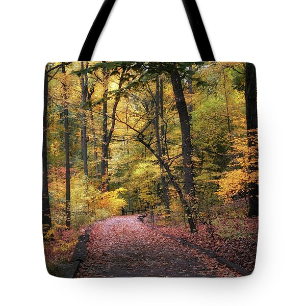 Tote Bag featuring the photograph The Thain Forest by Jessica Jenney