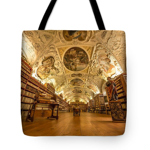 The Theological Hall Tote Bag