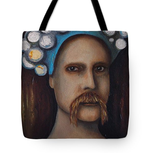 The Thinker Tote Bag by Leah Saulnier The Painting Maniac