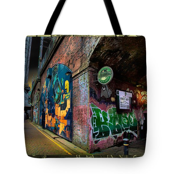 The Thirsty Scholar Tote Bag