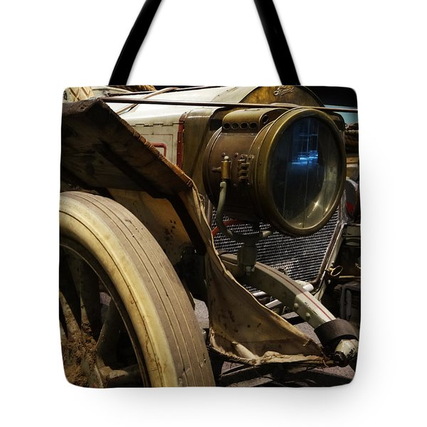 The Thomas Flyer Tote Bag