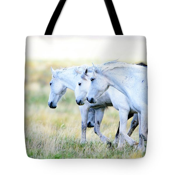The Three Amigos Tote Bag