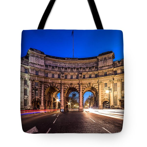 The Three Gates Tote Bag
