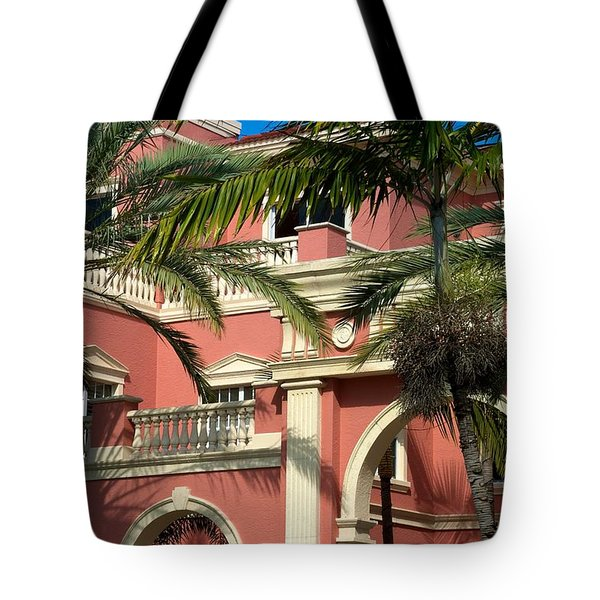 The Three Hundred Sixty Five Fifth Avenue S. Tote Bag by Joseph Yarbrough